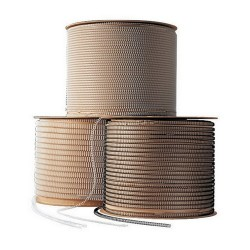 "Bobina Spirali Metalliche diametro 6,4 mm. (1/4"") passo 3:1 Wire"